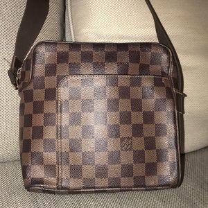 Authentic Louis Vuitton Olaf PM Crossbody Shoulder